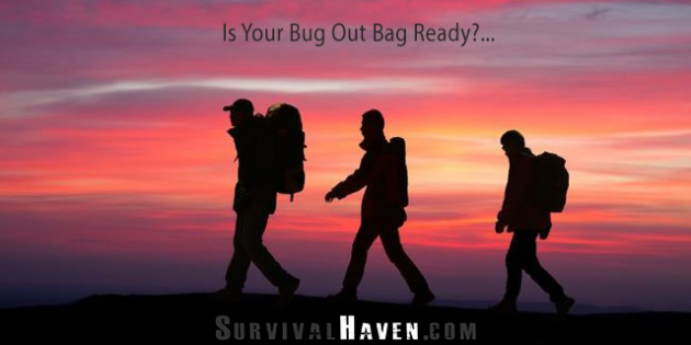 Bugout Bag Tips