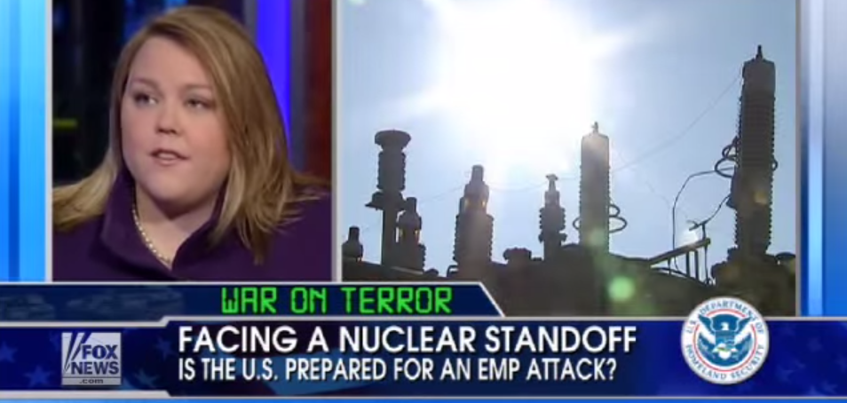 Fox News Warns About A Electromagnetic Pulse (EMP) Attack In The United States