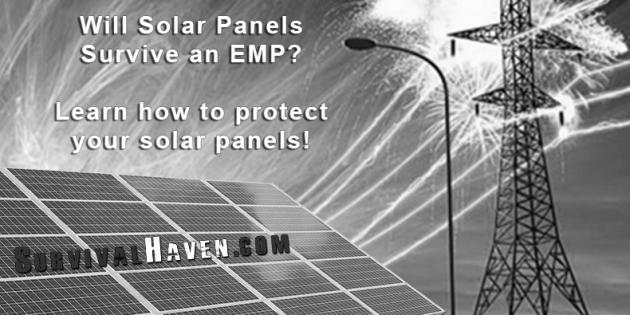 Will Solar Panels Survive an EMP (1)